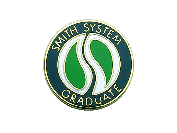 Smith System Graduate Lapel Pin