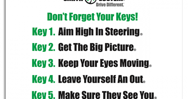 Don T Forget Your Keys Banner Smith System Driver