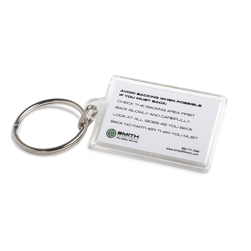 Smith System Key Tag w/ Ring