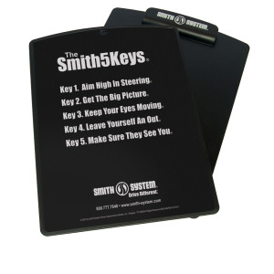Smith System Training Clipboard