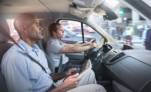 Individual driver safety training for fleets