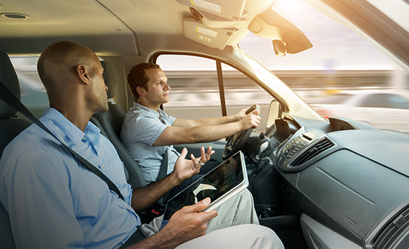 Smith System certified driver trainer