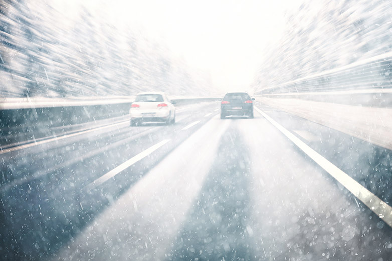 driving in bad weather tips